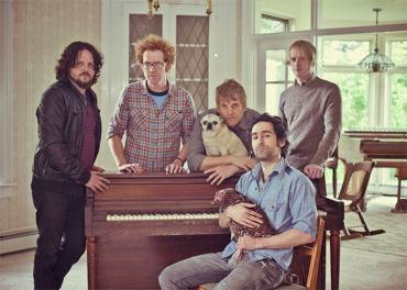 Thumbnail for Blitzen Trapper Press Photo #1 by Tyler Kohloff