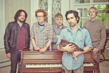 Thumbnail for Blitzen Trapper Press Photo #4 by Tyler Kohloff